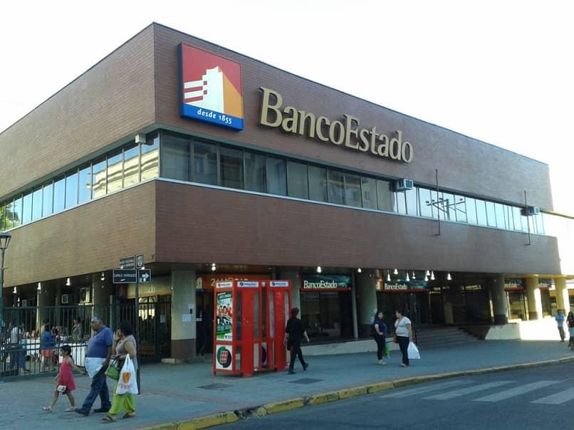 sucursal de banco estado en chile