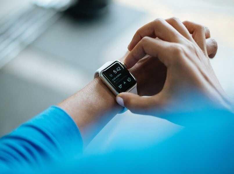 encender smartwatch
