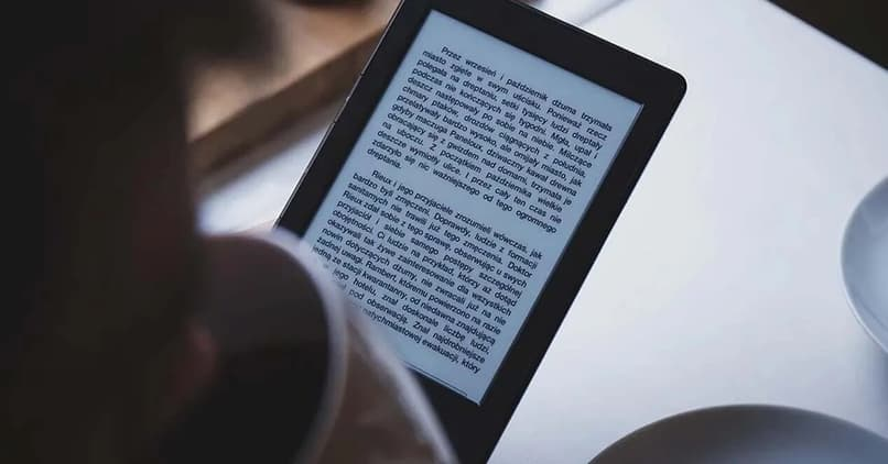 abrir archivos epub en tablet