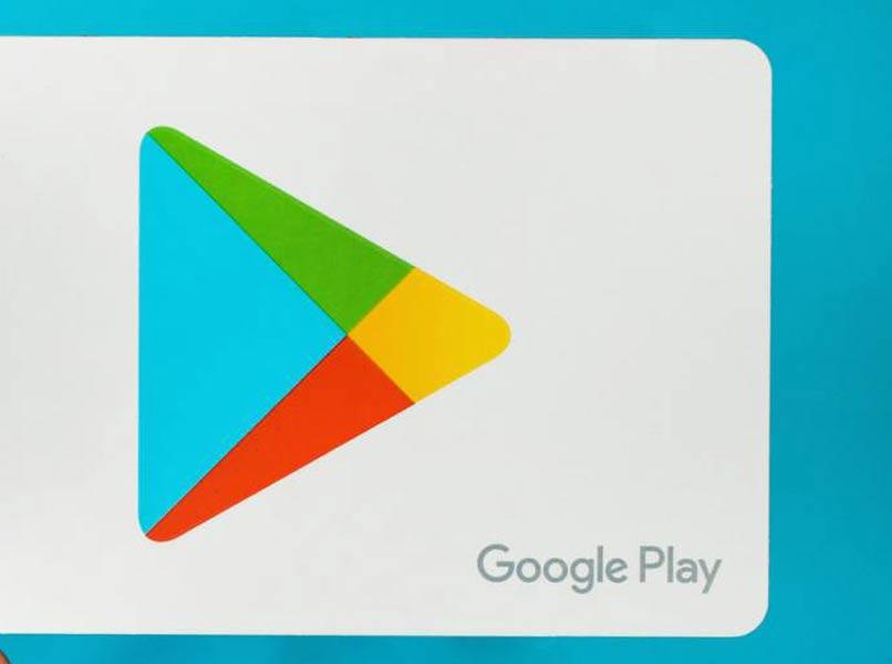 tarjeta de google play