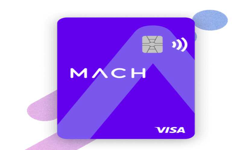 tarjeta de credito de mach