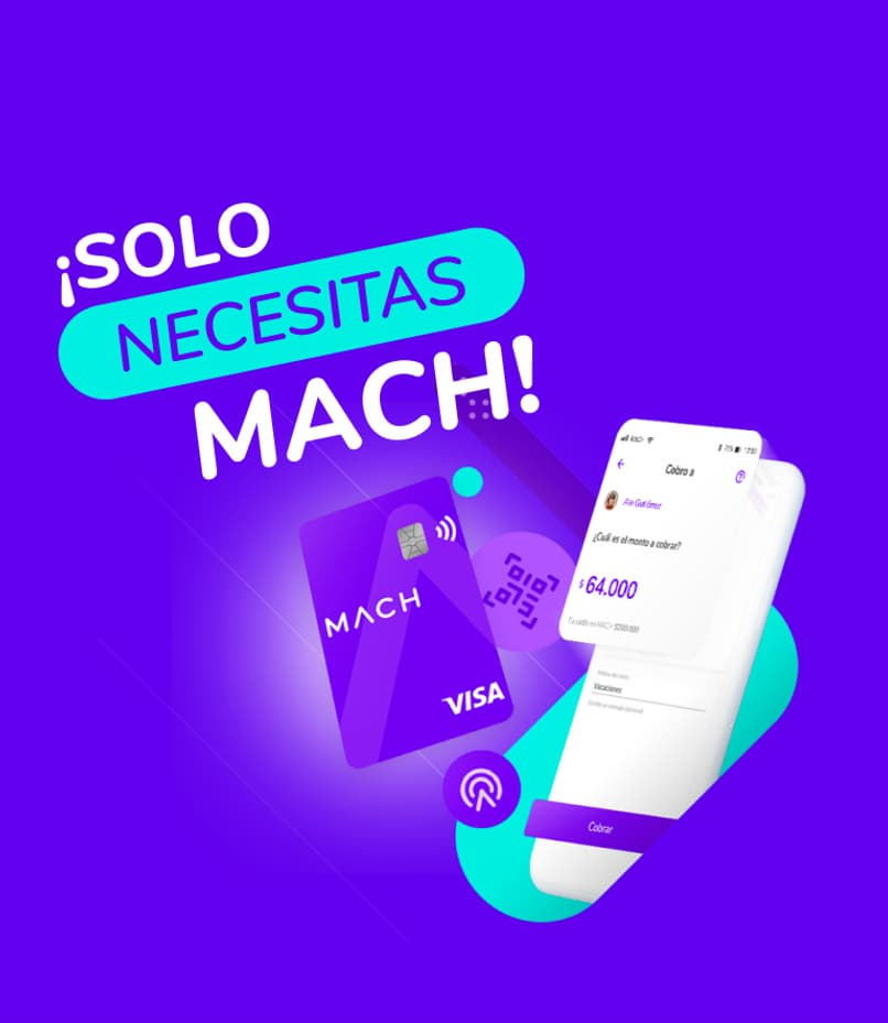 mach to make payments