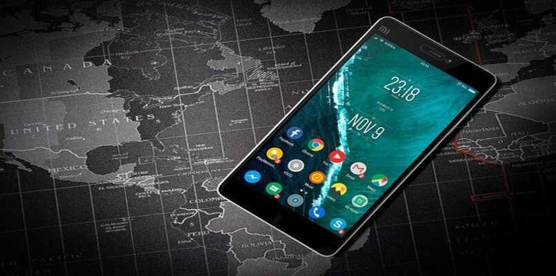 telefono con sistema android