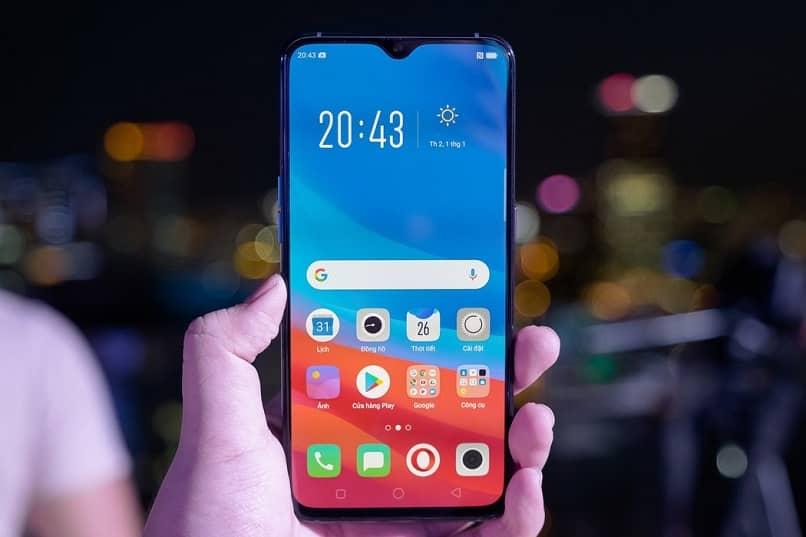 widgets de android