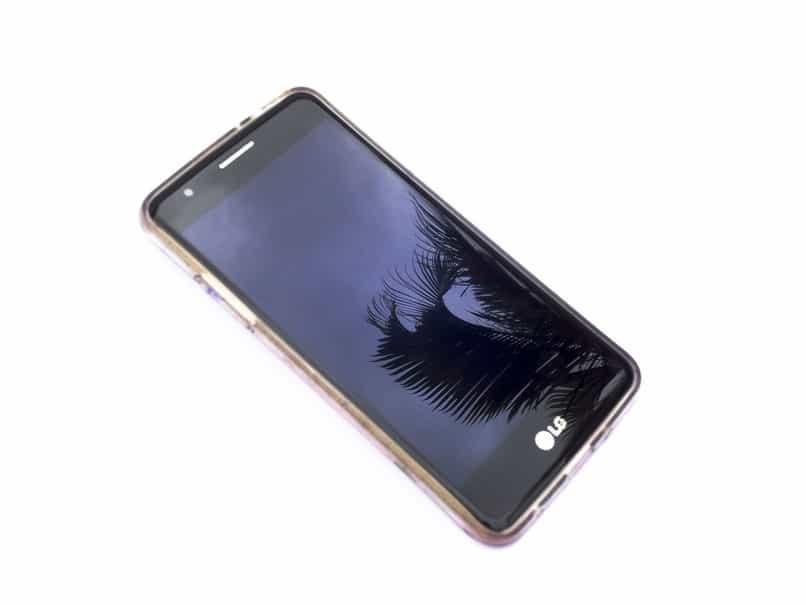 telefono inteligente hardware externo elementos