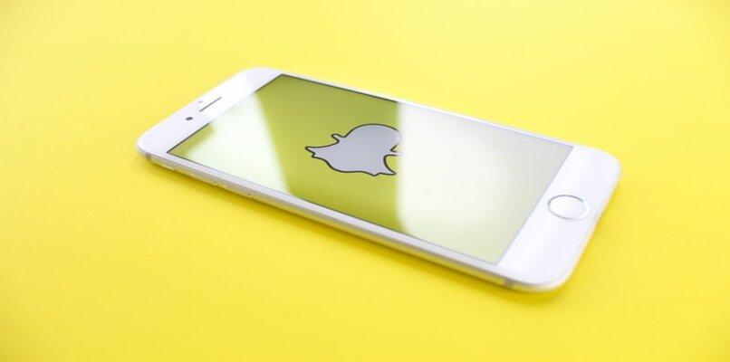 telefono aplicacion snapchat