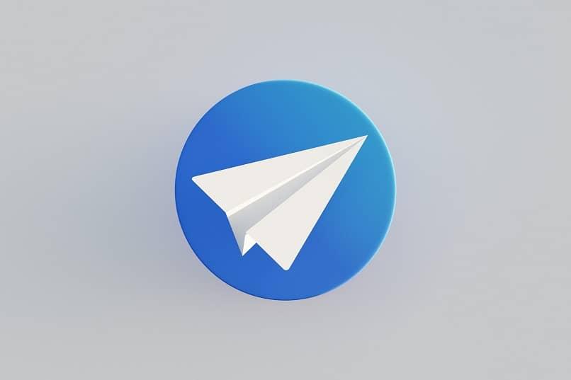 icono de telegram