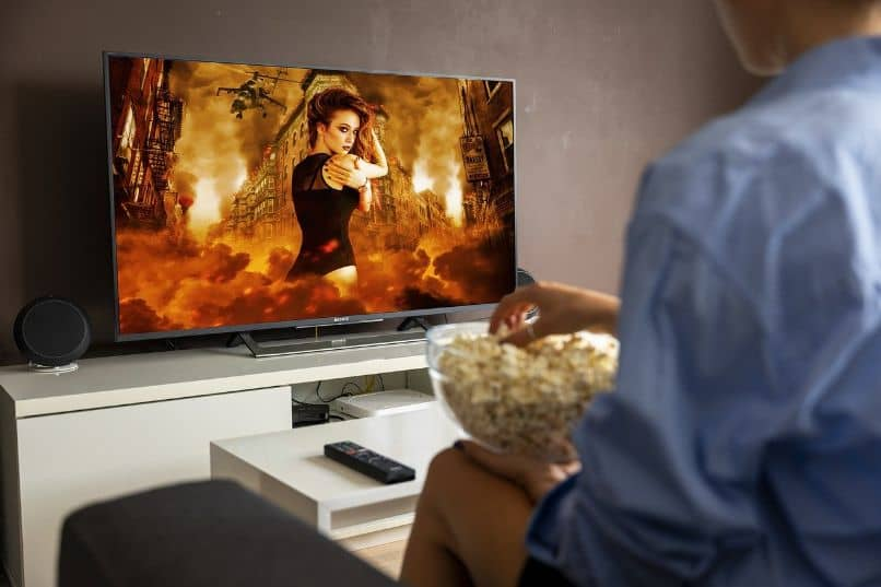 chromecast ver canales streaming