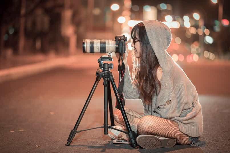 tomar foto redonda para mis redes sociales