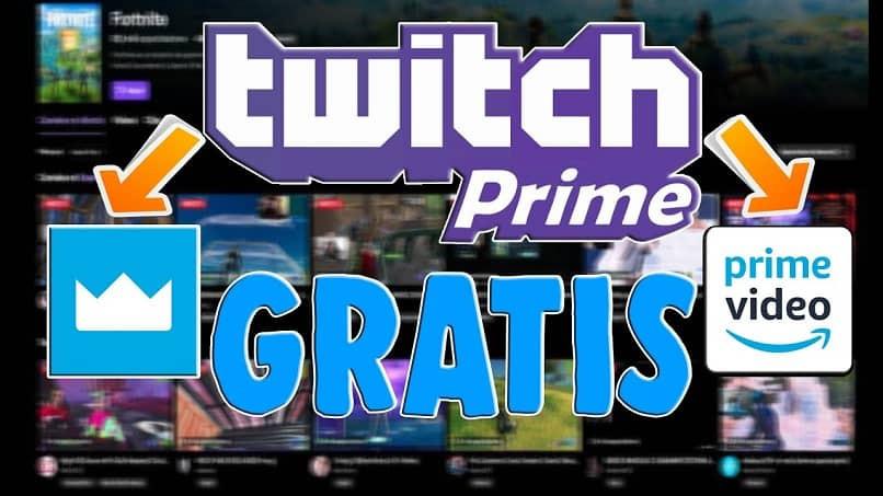 twitch amazon prime gratis