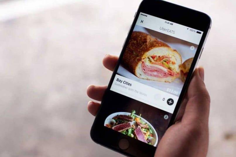 iniciar sesion acceder uber eats solucion