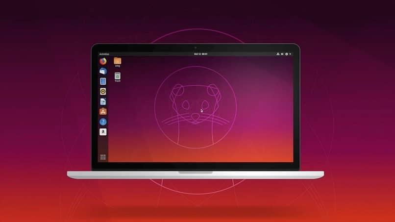 ubuntu portatil inicio