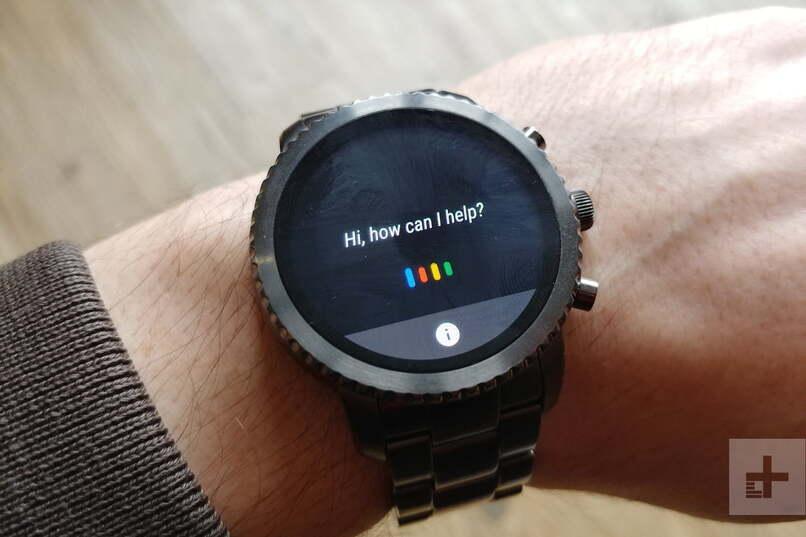 wearos aplicacion smartwatch