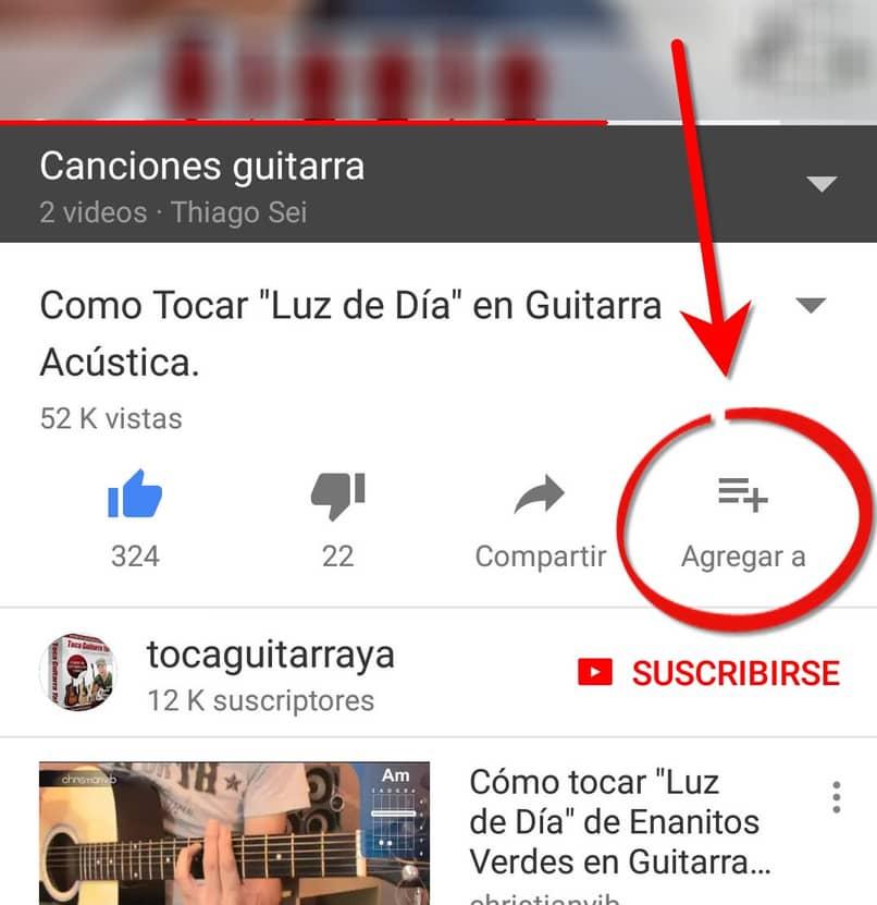 guardar video youtube