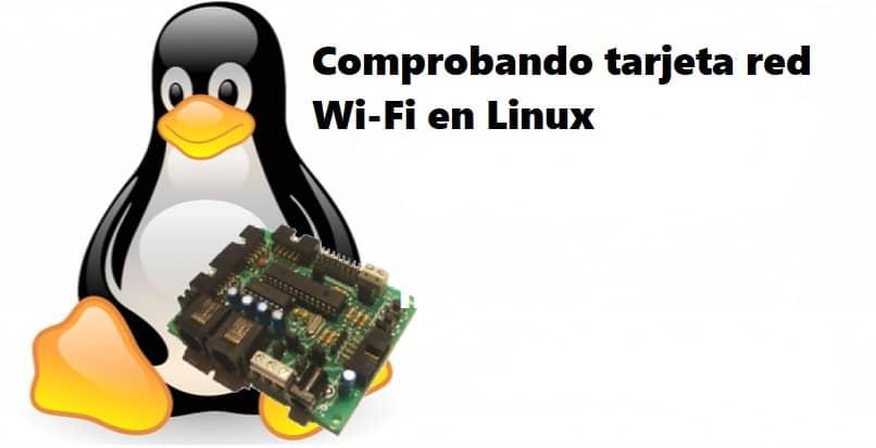 comprobando tarjeta red en sistema linux
