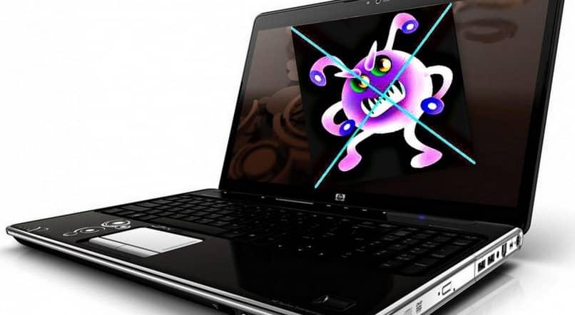 portatil virus