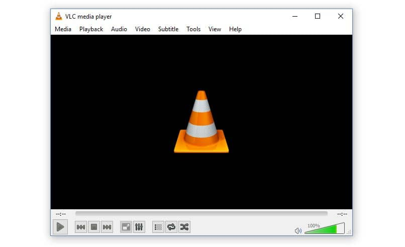 vlc reproductor windows