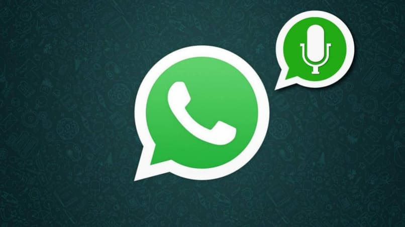 voice notes logo on WhatsApp