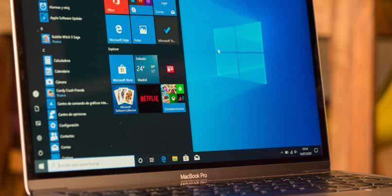 instalar windows 10 en mac con boot camp