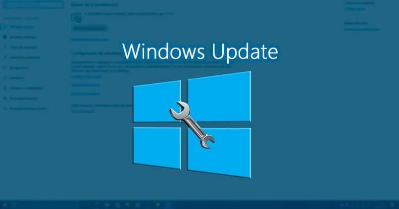 icono reparar windows update