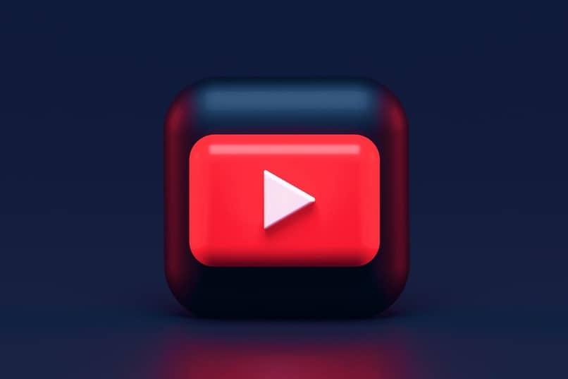 logo de la aplicacion youtube